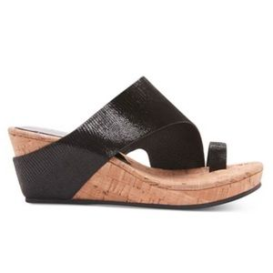 Donald Pliner Gyer 2 Wedge Sandals, sz 8